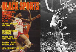 Sports photos by Larry Berman