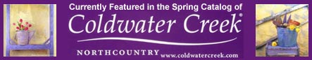 Coldwater Creek Banner